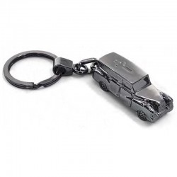 Portachiavi Carro Funebre Mercedes Metallo 2711 BLACK